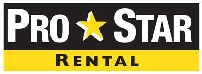 Pro Star Rental Logo
